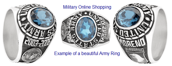 Military Rings Custom Military Rings Veteran Military