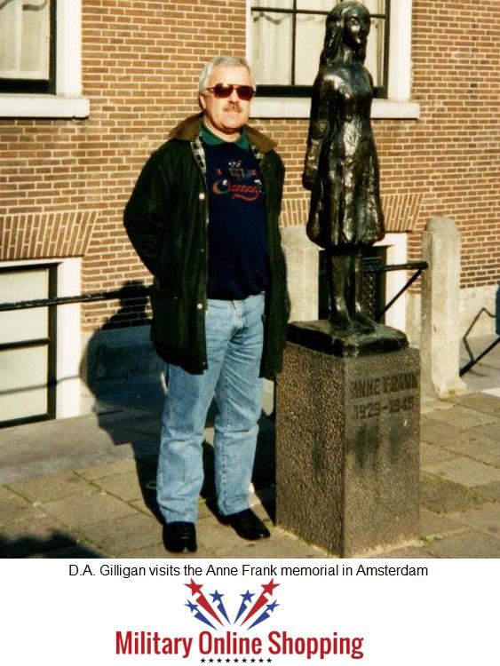 daniel anthony gilligan - amsterdam, holland