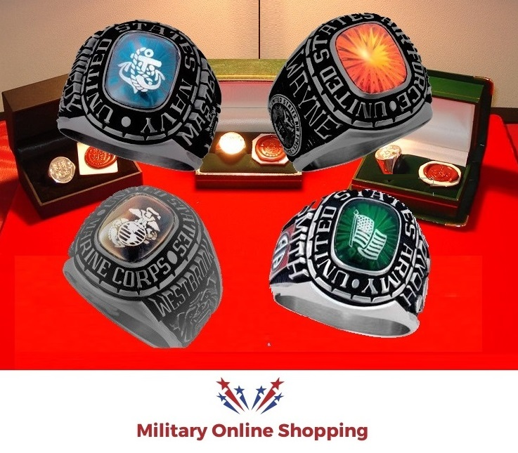exchane gifts for all branches of the armed forces