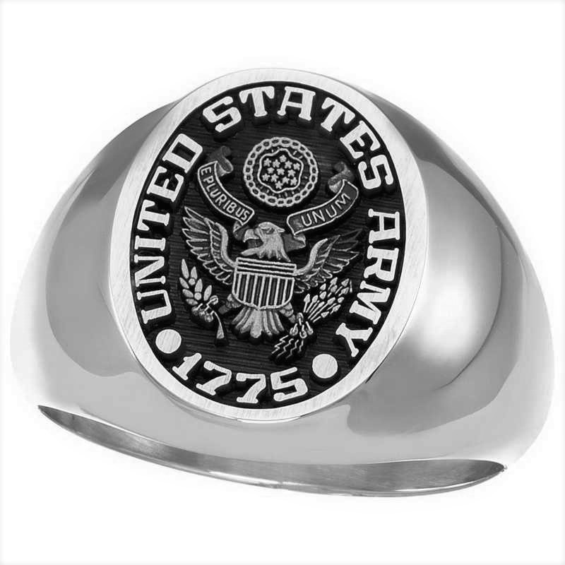united states army signet rings